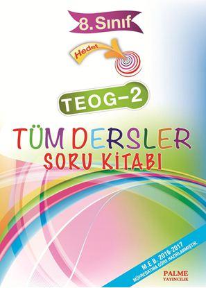 Resim TEOG-2 TÜM DERSLER SORU BANKASI