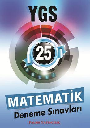Resim YGS MATEMATİK DENEME SINAVLARI 25 DENEME