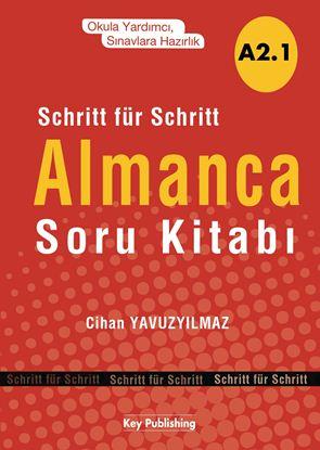 Resim ALMANCA SORU KİTABI A2.1