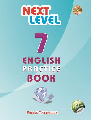 Resim NEXT LEVEL 7 ENGLISH PRACTICE BOOK