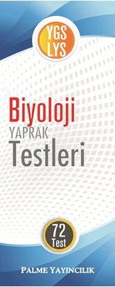 Resim YGS-LYS BİYOLOJİ YAPRAK TEST ( 72 TEST )