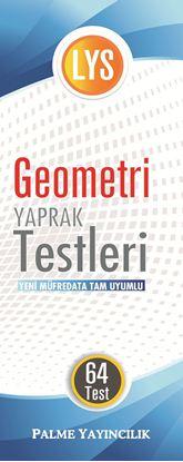 Resim LYS GEOMETRİ YAPRAK TEST ( 64 TEST )