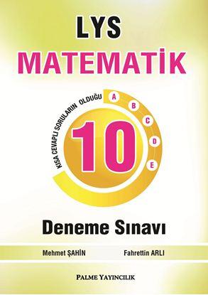 Resim LYS MATEMATİK 10 DENEME SINAVLARI