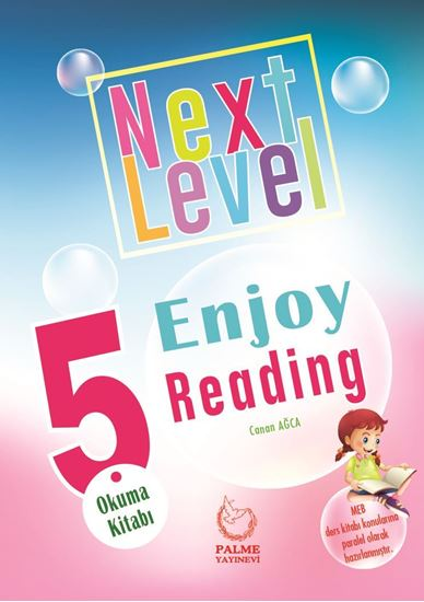 resm 5.SINIF NEXT LEVEL ENJOY READING OKUMA KİTABI