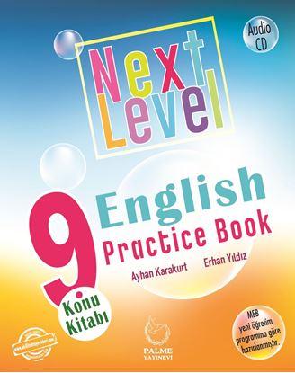 Resim 9.SINIF NEXT LEVEL ENGLISH PRACTICE BOOK KONU KİTABI