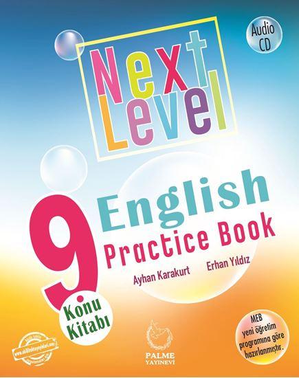 resm 9.SINIF NEXT LEVEL ENGLISH PRACTICE BOOK KONU KİTABI