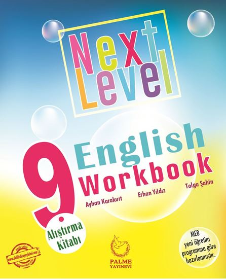 resm 9.SINIF NEXT LEVEL ENGLISH WORKBOOK ALIŞTIRMA KİTABI