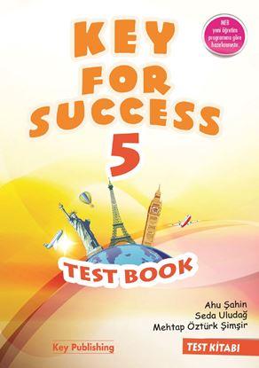 Resim KEY FOR SUCCESS 5 TEST BOOK