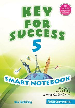 Resim KEY FOR SUCCESS 5 SMART NOTEBOOK