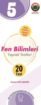 Resim 5.SINIF FEN BİLİMLERİ YAPRAK TEST ( 20 TEST )