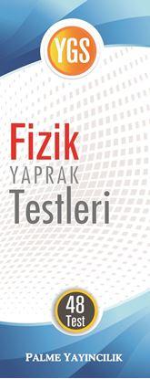 Resim YGS FİZİK YAPRAK TEST ( 48 TEST )