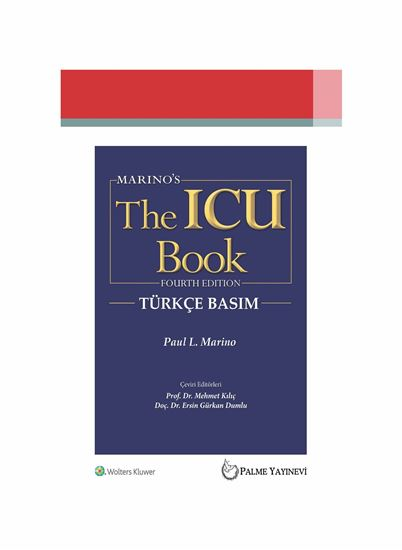 resm THE ICU BOOK FOURTH EDITION TÜRKÇE BASIM