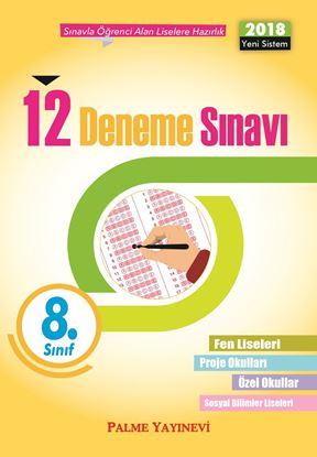 Resim  8.SINIF TÜM DERSLER DENEME SINAVI 12'Lİ