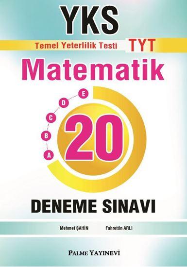 resm YKS TYT MATEMATİK 20 DENEME (1.OTURUM)