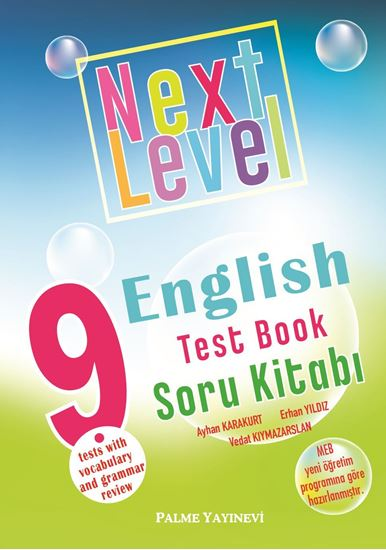 resm 9.SINIF NEXT LEVEL ENGLISH TEST BOOK  SORU KİTABI