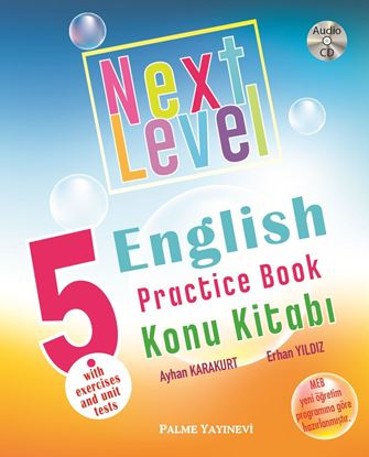 Resim 5.SINIF NEXT LEVEL ENGLISH PRACTICE BOOK KONU KİTABI