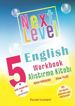 Resim 5.SINIF NEXT LEVEL ENGLISH WORKBOOK ALIŞTIRMA KİTABI