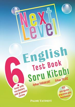 Resim 6.SINIF NEXT LEVEL ENGLISH TEST BOOK SORU KİTABI