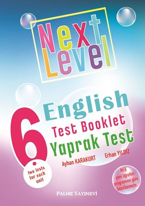 Resim 6.SINIF NEXT LEVEL ENGLISH TEST BOOKLET YAPRAK TEST