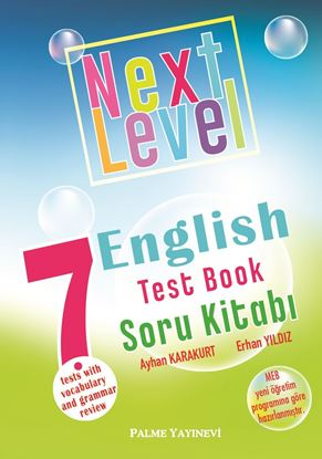 Resim 7.SINIF NEXT LEVEL ENGLISH TEST BOOK SORU KİTABI