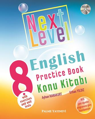 Resim 8.SINIF NEXT LEVEL ENGLISH PRACTICE BOOK KONU KİTABI