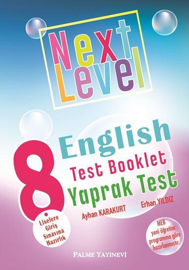 resm 8.SINIF NEXT LEVEL ENGLISH TEST BOOKLET YAPRAK TEST