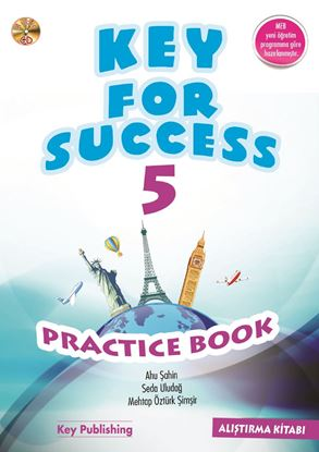 Resim KEY FOR SUCCESS 5 PRACTICE BOOK KONU KİTABI