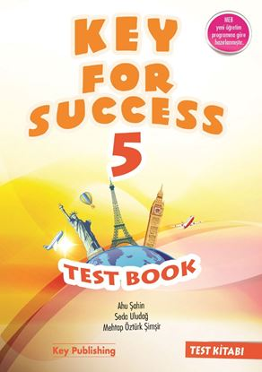 Resim KEY FOR SUCCESS 5 TEST BOOK