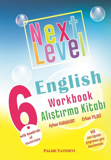 resm 6.SINIF NEXT LEVEL ENGLISH WORKBOOK ALIŞTIRMA KİTABI
