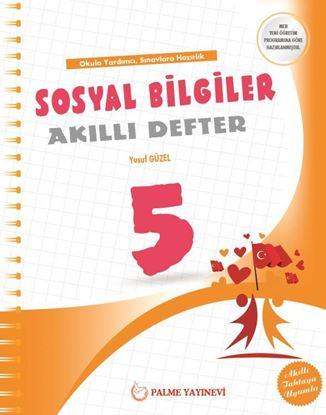 Resim 5.SINIF SOSYAL BİLGİLER AKILLI DEFTER