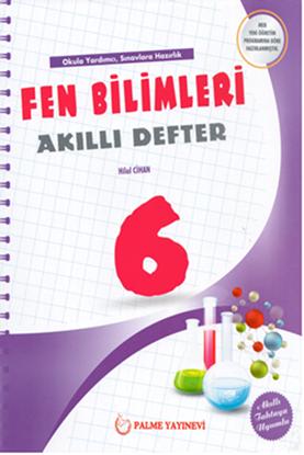 Resim 6.SINIF FEN BİLİMLERİ AKILLI DEFTER