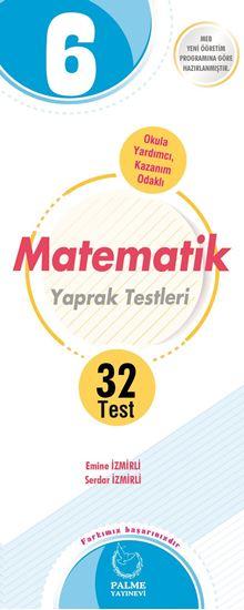 resm 6.SINIF MATEMATİK YAPRAK TEST ( 32 TEST )