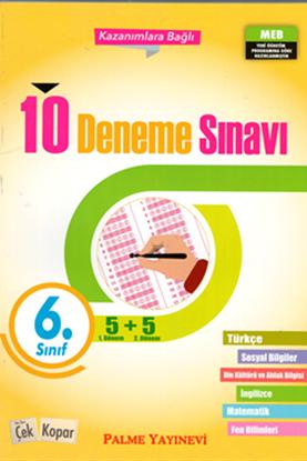 Resim 6.SINIF 10 DENEME SINAVI