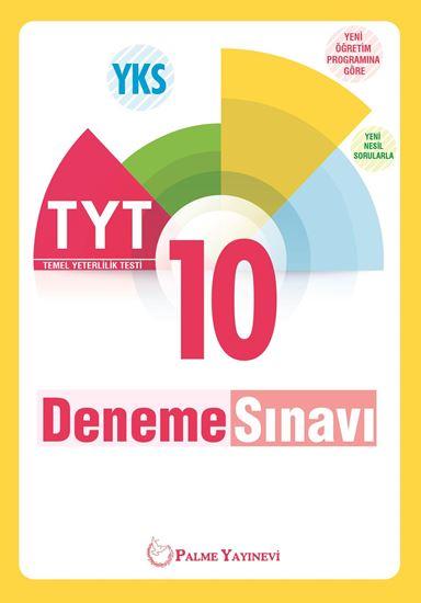 resm YKS TYT 10 DENEME SINAVI
