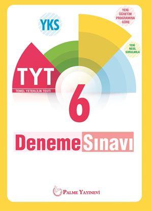 Resim YKS TYT 6 DENEME SINAVI