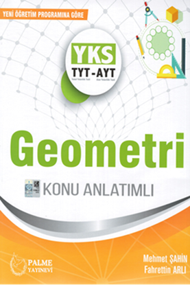 Resim YKS TYT-AYT GEOMETRİ KONU ANLATIMLI