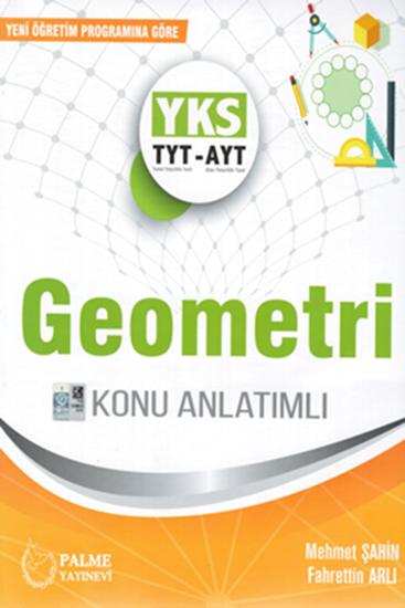 resm YKS TYT-AYT GEOMETRİ KONU ANLATIMLI