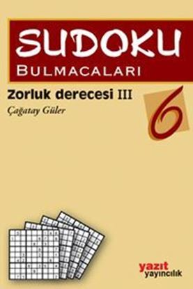 Resim SUDOKU BULMACALARI.6