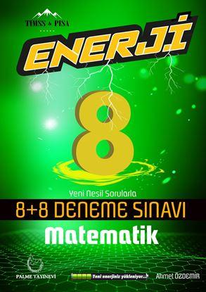 Resim 8.SINIF ENERJİ MATEMATİK 8+8 DENEME