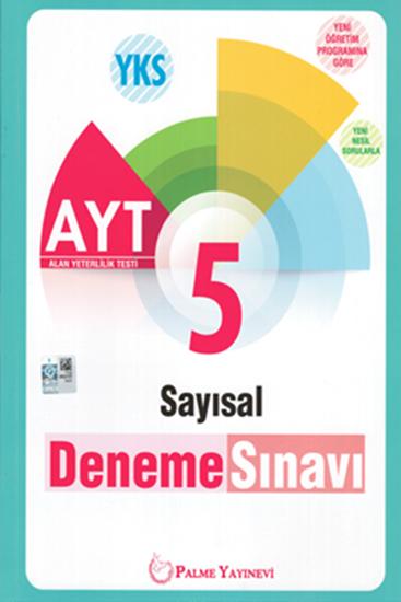 resm YKS AYT SAYISAL 5 DENEME SINAVI