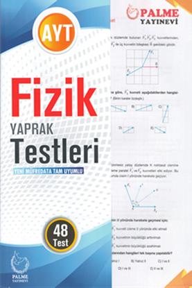 Resim AYT FİZİK YAPRAK TEST ( 48 TEST )