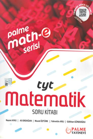 resm TYT Math-e serisi Matematik Soru Kitabı