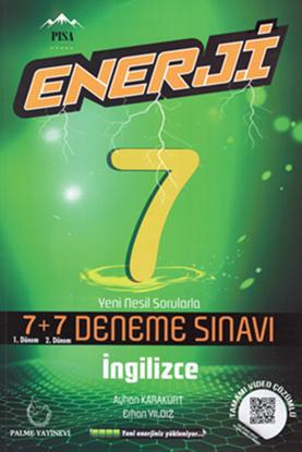 Resim 7.SINIF ENERJİ İNGİLİZCE 7+7 DENEME SINAVI