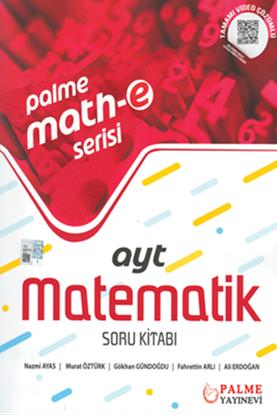 Resim Math-e serisi AYT Matematik Soru Kitabı
