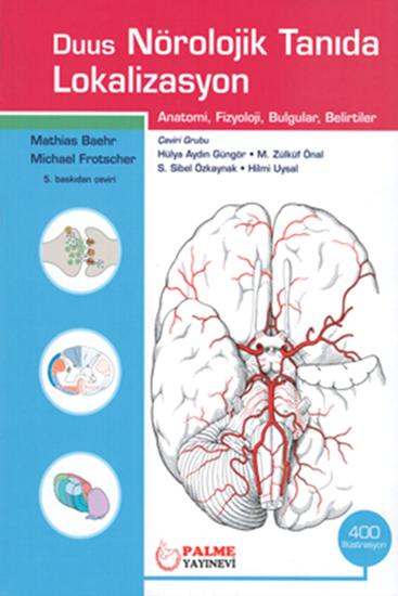 resm Duus Nörolojik tanıda Lokalizasyon