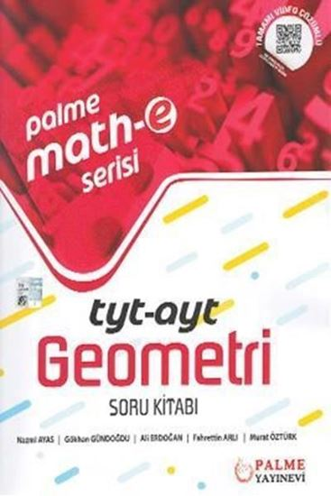 resm Math-e serisi TYT-AYT Geometri Soru Kitabı