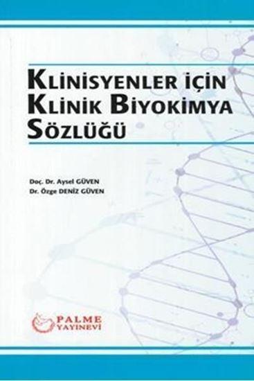 resm Klinisyenler için Klinik Biyokimya Sözlüğü