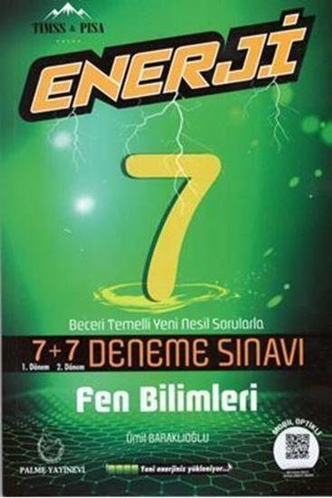 resm 7. Sınıf Enerji Fen Bilimleri 7+7 Deneme Sınavı