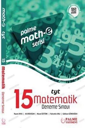 Resim Math-e serisi TYT Matematik 15 Deneme Sınavı