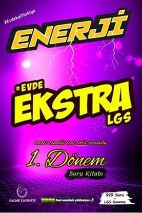 Resim Enerji Evde Ekstra LGS 1. Dönem Soru Kitabı